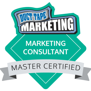 Duct Tape Marketing Master Certified Consultant