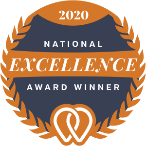 UpCity National Excellence Award Winner