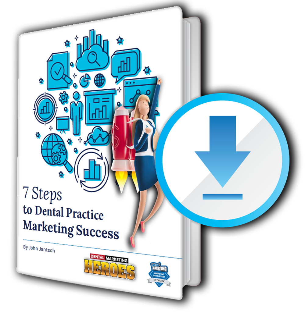 7 Steps To Dental Practice Marketing Success Cover Download